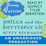 Disney Fairies: Prilla and the Butterfly Lie (Unabridged) Audiobook, by Kitty Richards