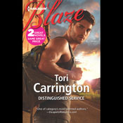 Distinguished Service (Unabridged) Audiobook, by Tori Carrington