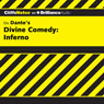 Divine Comedy - Inferno: CliffsNotes (Unabridged) Audiobook, by James Roberts