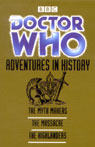 Doctor Who: Adventures In History Audiobook, by Donald Cotton