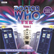Doctor Who at the BBC, Volume 2, by Michael Stevens