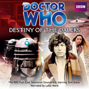 Doctor Who: Destiny of the Daleks (TV soundtrack), by Terry Nation