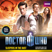 Doctor Who: The Sleepers in the Dust (Unabridged) Audiobook, by Darren Jones
