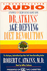 Dr. Atkins Age-Defying Diet Revolution Audiobook, by Robert C. Atkins