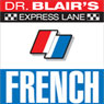 Dr. Blairs Express Lane French, by Robert Blair
