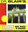 Dr. Blairs German in No Time, by Robert Blair