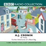 Dr Finlay: Further Adventures of a Black Bag Audiobook, by A. J. Cronin