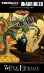 Dragons of the Hourglass Mage: The Lost Chronicles, Volume 3 (Unabridged) Audiobook, by Margaret Weis