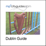 Dublin: mp3cityguides Walking Tour (Unabridged) Audiobook, by Simon Brooke