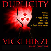 Duplicity (Unabridged) Audiobook, by Vicki Hinze