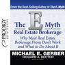 The E-Myth Real Estate Brokerage (Unabridged), by Michael E. Gerber