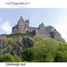 Edinburgh Walking Tour: mp3cityguides Walking Tour (Unabridged), by Simon Harry Brooke