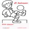 El balonazo (Dodgeball) (Unabridged), by Belen Gopegui