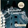 El Fantasma de Canterville (The Canterville Ghost) Audiobook, by Oscar Wilde