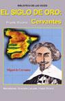 El Siglo de Oro: Cervantes, by Frank Rivera