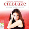 Emblaze: Violet Eden Chapters, Book 3 (Unabridged) Audiobook, by Jessica Shirvington