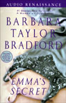 Emmas Secret (Unabridged), by Barbara Taylor Bradford