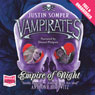 Empire of Night: Vampirates, Book 5 (Unabridged) Audiobook, by Justin Somper