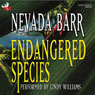 Endangered Species: An Anna Pigeon Mystery, Book 5 Audiobook, by Nevada Barr