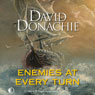 Enemies at Every Turn: John Pearce, Book 8 (Unabridged) Audiobook, by David Donachie