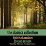 Epithalamion (Unabridged) Audiobook, by Edmund Spenser