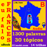 Eu falo frances (com Mozart) Volume basico (French for Portuguese Speakers) (Unabridged), by Dr. I'nov