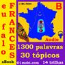 Eu falo frances (com Mozart) Volume basico (French for Portuguese Speakers) (Unabridged) Audiobook, by Dr. I'nov