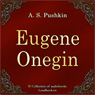 Evgenij Onegin (Eugene Onegin) (Unabridged) Audiobook, by Aleksandr Sergeevich Pushkin