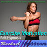 Exercise Motivation Hypnosis: Love to Work Out & Increase Stamina, Guided Meditation, Binaural Beats, Positive Affirmations, by Rachael Meddows