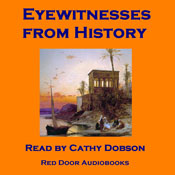Eyewitnesses from History: Notable letters and diaries from the great journal writers (Unabridged) Audiobook, by William Hamilton