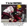 F is for Football: Learning The English Alphabet Book!: ABC Sports Books (Unabridged) Audiobook, by Harry Barker