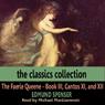 The Faerie Queene Audiobook, by Edmund Spenser