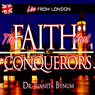 Faith That Conquers: Two-Part Series Audiobook, by Dr. Juanita Bynum