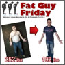 Fat Guy Friday: Weight Loss Secrets of a Former Fatty (Unabridged), by Craig Beck