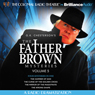 The Father Brown Mysteries: The Hammer of God, The Curse of the Golden Cross, The Mirror of the Magistrate, The Wrong Shape Audiobook, by G. K. Chesterton