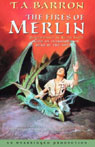 The Fires of Merlin: The Lost Years of Merlin, Book Three (Unabridged), by T.A. Barron
