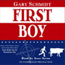 First Boy (Unabridged) Audiobook, by Gary Schmidt