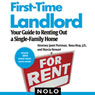 First-Time Landlord: Your Guide to Renting Out a Single-Family Home (Unabridged), by Janet Portman