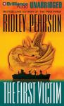 The First Victim (Unabridged) Audiobook, by Ridley Pearson