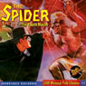 The Flame Master: The Spider, Book 18 (Unabridged) Audiobook, by Grant Stockbridge