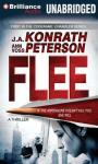 Flee (Unabridged), by J. A. Konrath
