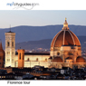 Florence Tour: mp3cityguides Walking Tour Audiobook, by Simon Harry Brooke