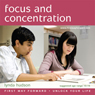 Focus and Concentration: 10-16 Year-olds (Unabridged), by Lynda Hudson