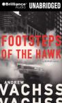 Footsteps of the Hawk (Unabridged) Audiobook, by Andrew Vachss