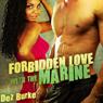 Forbidden Love with the Marine (Unabridged) Audiobook, by Dez Burke