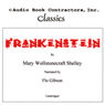 Frankenstein: The Modern Prometheus (Unabridged) Audiobook, by Mary Wollstonecroft Shelley