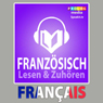 FranzOsischer Sprachfuhrer: Lesen & ZuhOren (French Phrasebook: Reading & Listening) (Unabridged) Audiobook, by PROLOG Editorial
