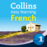 French Easy Learning Audio Course Level 1: Learn to speak French the easy way with Collins (Unabridged) Audiobook, by Rosi McNab