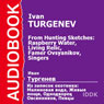 From Hunting Sketches: Raspberry Water, Living Relic, Famer Ovsyanikov, Singers, by Ivan Turgenev