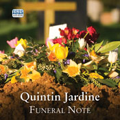 Funeral Note (Unabridged) Audiobook, by Quintin Jardine